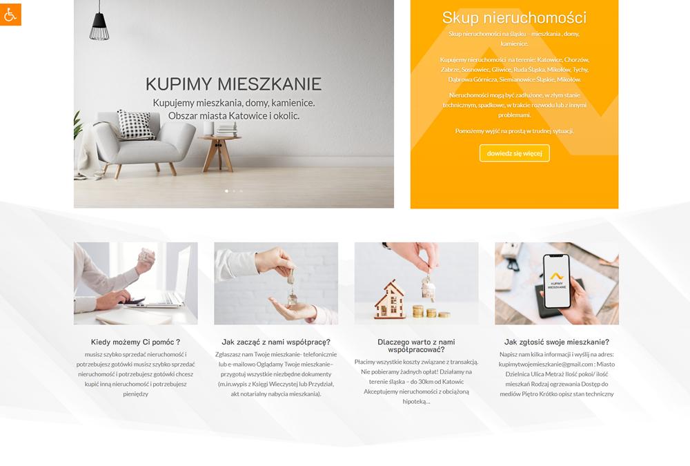 Strona WWW kupimymieszkanie.eu